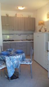 Stella Marina - soggiorno e cucina