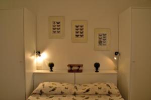 Corallo - dettaglio camera con letti singoli unibili