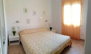 Gelsomino - camera con letti singoli (nella foto uniti)